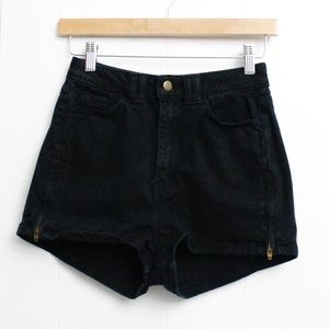 $5 add-on 🌼 High-waisted Shorts